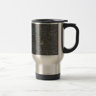 Math Lessons Travel Mug