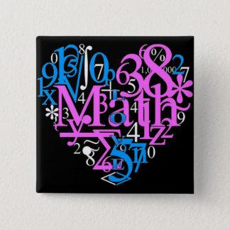 Math Love Button