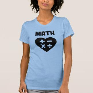 Math Love Shirt