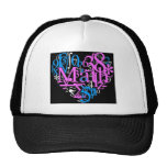 Math Love Trucker Hat
