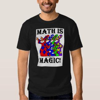 MATH MAGICIANS TEE SHIRT