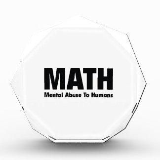 MATH Mental Abuse To Humans Awards