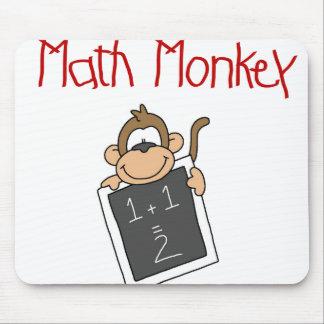 Math Monkey Mouse Pad