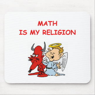 math mouse pad