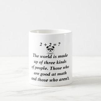 Math - mug