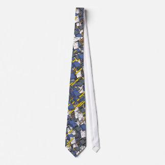 math, neck tie