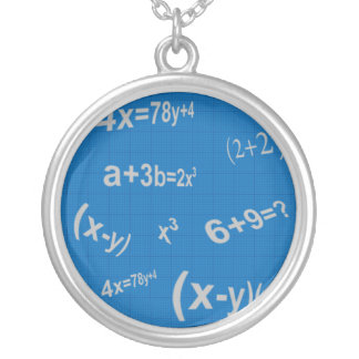 Math Necklace