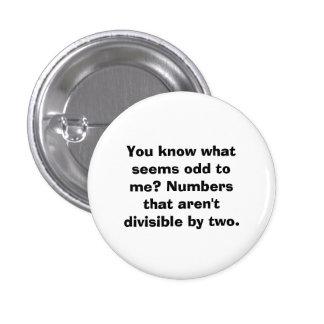 Math odd button