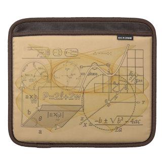 Math Physics Science Formulas, iPad Mini Sleeve