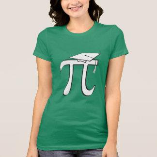 Math Pi Graduate TShirts - Pi Day and Graduation