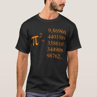Math: Pi square T-Shirt