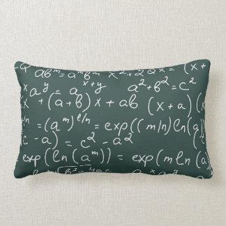 Math pillow
