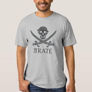 Math Pirate Funny Nerd Geek Humor Shirt