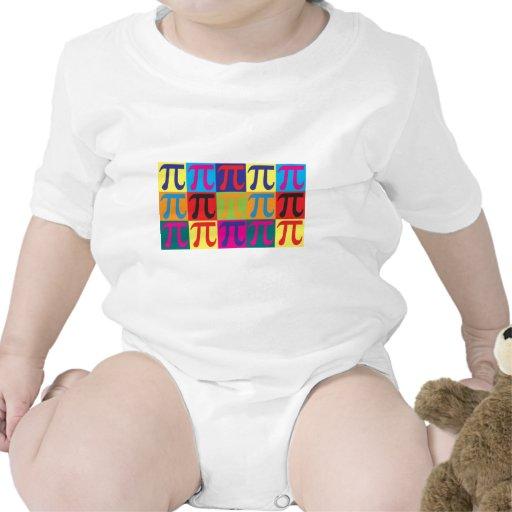 Math Pop Art Shirts