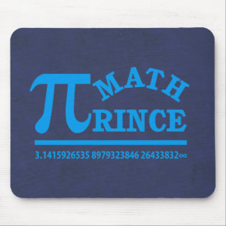 Math Prince Mouse Pad