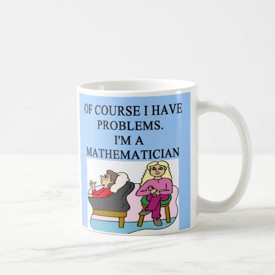 MATH psychology joke, MATH psychology joke Coffee Mug