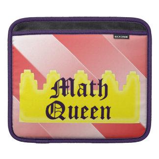 Math Queen iPad Sleeve