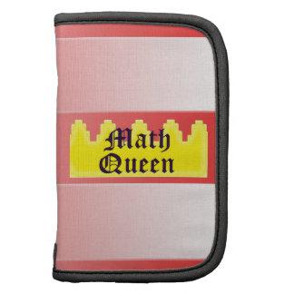 Math Queen Planner