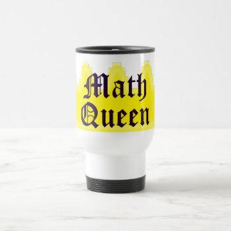 Math Queen Travel Mug