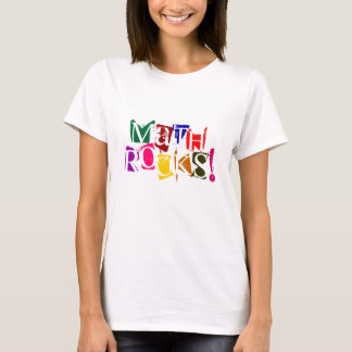 Math Rocks T-Shirt