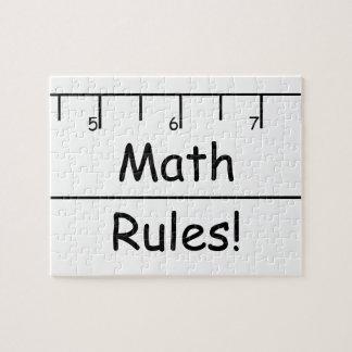Math Rules! Jigsaw Puzzle