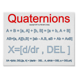 Math Rules Print