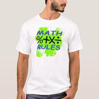 Math Rules T-Shirt
