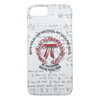 Math School College Or University Teacher iPhone 7 Case