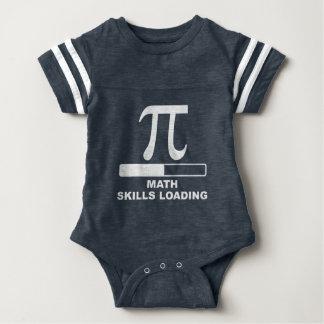 Math Skills Loading T Shirt