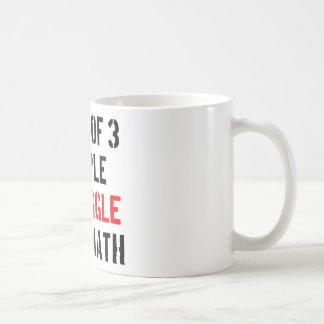 Math Struggle Coffee Mug