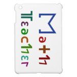 Math Teacher Case For The iPad Mini