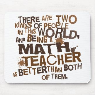 Math Teacher Gift Mouse Pad