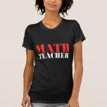 Math Teacher Gift T Shirt