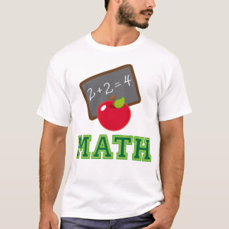 Math Teacher Gift (Worlds Best) T-Shirt