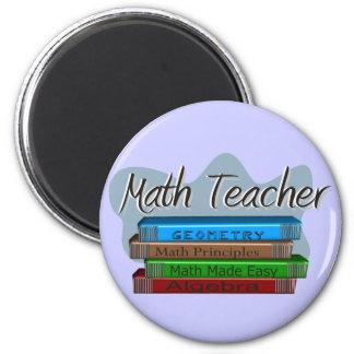 Math Teacher Gifts Magnet
