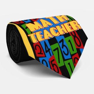 Math Teacher Neck Wear