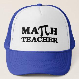 Math Teacher PI Trucker Hat