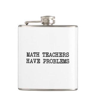 Math Teacher Problem Flask