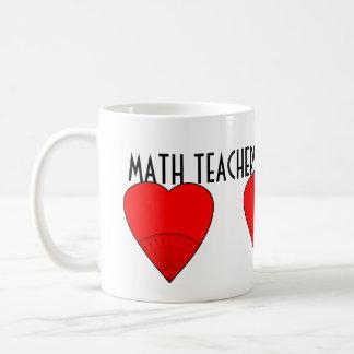 Math Teachers Believe In Angles Coffee Mug