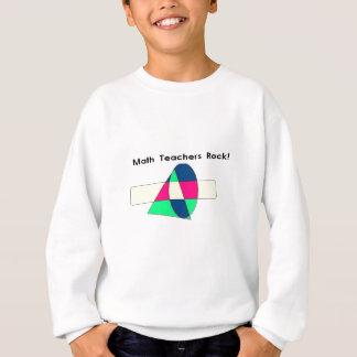 Math Teachers Rock! Sweatshirt