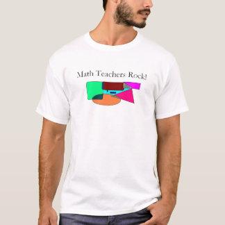 math teachers rock! T-Shirt