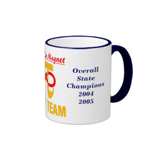 Math Team Championship Mug