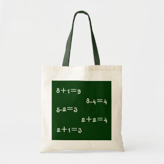 Math tote