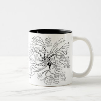 Math Tree Mug