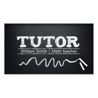 Math Tutor / Any Tutor Plantillas De Tarjetas De Visita