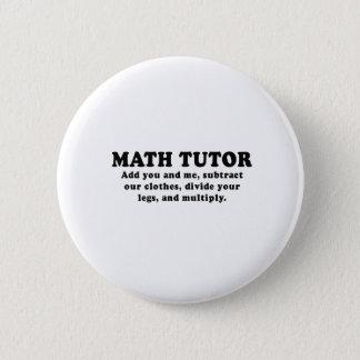 MATH TUTOR BUTTON