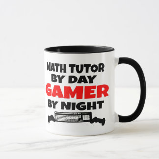 Math Tutor Gamer Mug