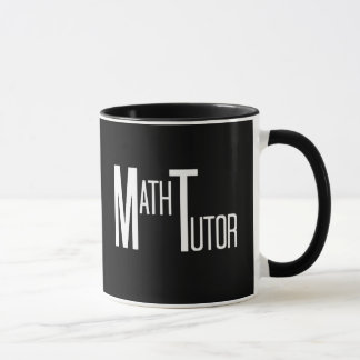 Math Tutor Mug