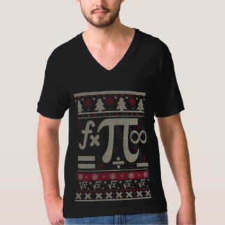 Math Ugly Christmas T-Shirt