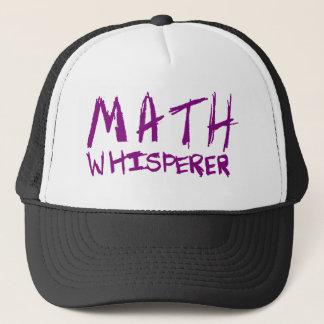 Math Whisperer Hat